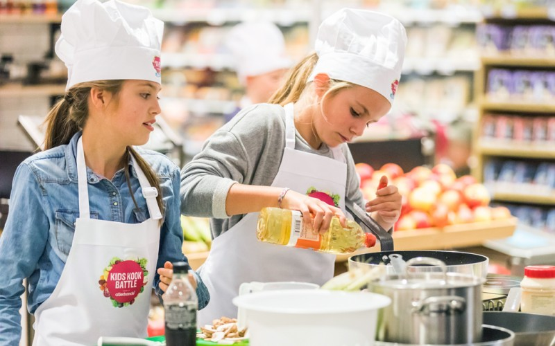 A Battle for Kids Chefs